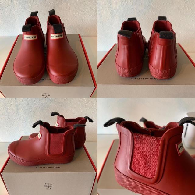 HUNTER(ハンター)のHUNTER レインブーツ(キッズ) キッズ/ベビー/マタニティのキッズ靴/シューズ(15cm~)(長靴/レインシューズ)の商品写真