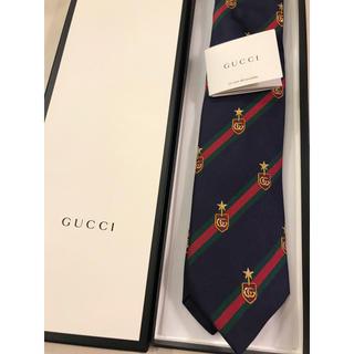Gucci - 【極美品】グッチネクタイ/GUCCI