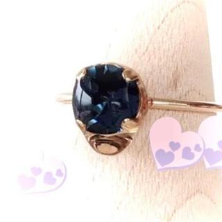 人気アクセサリー作家pospos79様のモンタナ色のリング(リング(指輪))