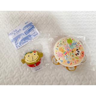 おもちゃ タンバリン 木製カスタネット(楽器のおもちゃ)