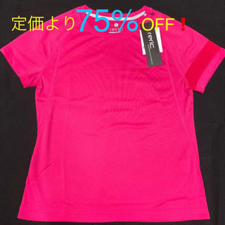 新品 レディース シンプルプリントTシャツ【フォロー割で100円引き】