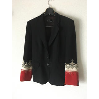 Yohji Yamamoto - 美品 テーラードジャケット ユーロ古着