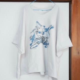 オータ(ohta)の【new!】balmung オーバーサイズビックTシャツ(Tシャツ/カットソー(半袖/袖なし))