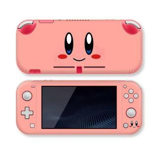 任天堂 Switch lite スイッチ ライト スキンシール カービィ(家庭用ゲームソフト)