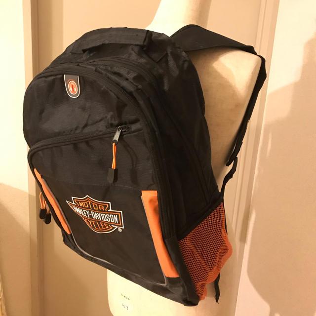 Harley Davidson(ハーレーダビッドソン)のハーレーダビッドソン HarleyDavidson リュックサック バックパック メンズのバッグ(バッグパック/リュック)の商品写真