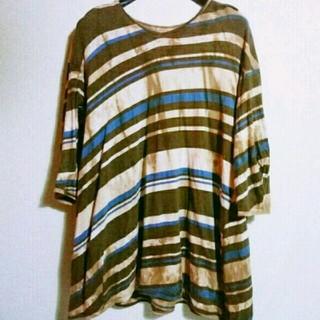 オータ(ohta)の【初期♪】2010 「安息の場所」 うねりのゆったりTシャツ(Tシャツ/カットソー(半袖/袖なし))
