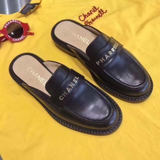 シャネル(CHANEL)のCHANEL x PHRRELL サンダル 革靴(サンダル)
