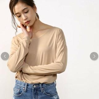 アズールバイマウジー(AZUL by moussy)の新品・未開封◎アズールのロンT(Tシャツ/カットソー(七分/長袖))