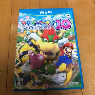 ウィーユー(Wii U)のマリオパーティ10 Wii U(家庭用ゲームソフト)