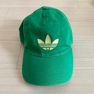 adidas - adidas ロゴ刺繍CAP