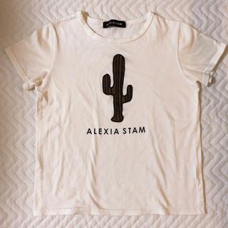 ALEXIA STAM - alexiastam サボテンTシャツ