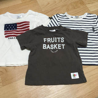 petit main - 80Tシャツセット