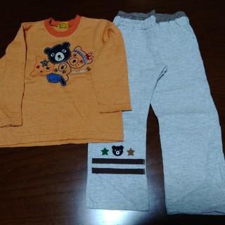 ダブルビー(DOUBLE.B)のミキハウス ダブルB 100   シャツ ズボン(パンツ)(Tシャツ/カットソー)