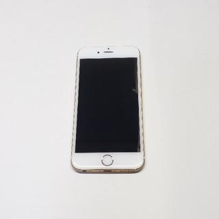 アップル(Apple)のiPhone 6s Gold 128 GB SIMフリー(スマートフォン本体)
