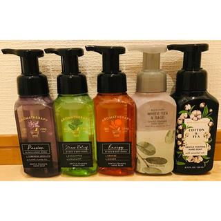 Bath & Body Works - bath&body works HAND SOAP 5点 バス&ボディワークス