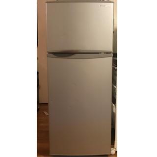 シャープ(SHARP)の冷蔵庫SHARP 一人暮らし(冷蔵庫)