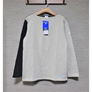 オーシバル(ORCIVAL)の新品 ORCIVAL × BEAMS クレイジー ボートネック カットソー 3 (Tシャツ/カットソー(七分/長袖))