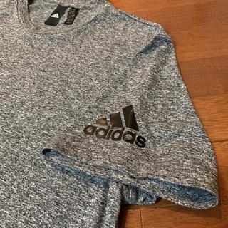 adidas - アディダス  Tシャツ 霜降りグレー