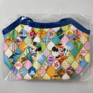 Disney - ディズニー35周年 スーベニアバッグ
