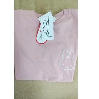 しまむら - ミッフィー Tシャツ L ピンク