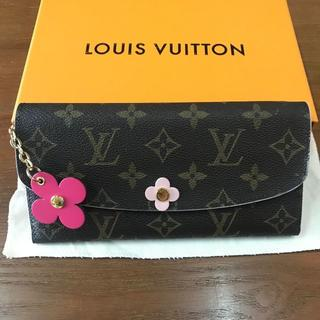 LOUIS VUITTON - louis Vuittonボルトフォイユ・エミリー M 64202
