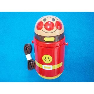 アンパンマン(アンパンマン)の新品 保冷タイプ 400ml アンパンマンダイカット水筒 (水筒)