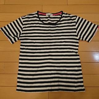 エムケーミッシェルクランオム(MK MICHEL KLEIN homme)の【KLEIN PLUS HOMME】ボーダー Tシャツ(Tシャツ/カットソー(半袖/袖なし))