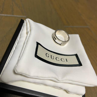 Gucci - GUCCI リング Gリング グッチ 10号 男女兼用 美品