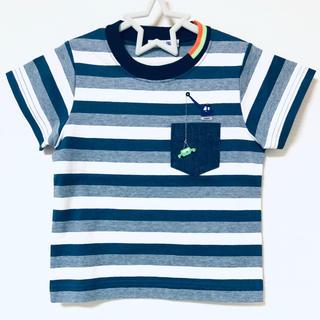 familiar - 【新品 未使用】ファミリア Tシャツ 100