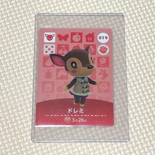 ニンテンドウ(任天堂)のamiiboカード ドレミ(カード)
