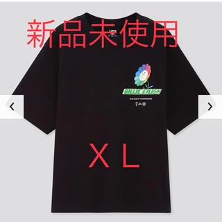 UNIQLO - ユニクロ ビリーアイリッシュ 村上隆 コラボ Tシャツ