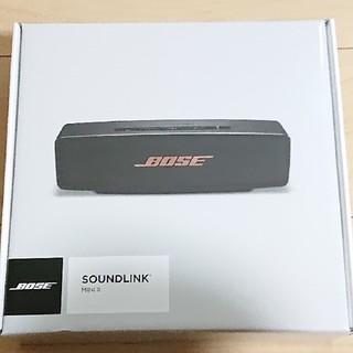 ボーズ(BOSE)のBOSE ボーズ SoundLink mini II Bluetooth(スピーカー)