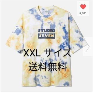 GU - GU オーバーサイズT5分袖STUDIO SEVEN 2+X XXLサイズ