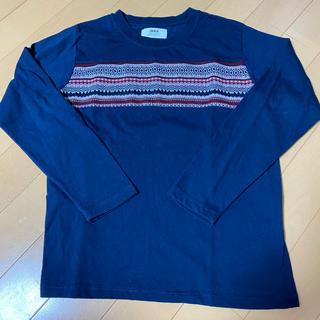 ikka - 140サイズ 長袖Tシャツ