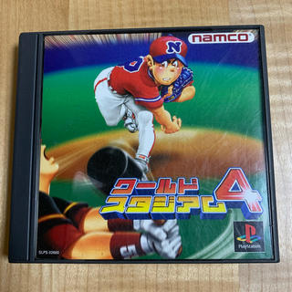 プレイステーション(PlayStation)のワールドスタジアム4(家庭用ゲームソフト)