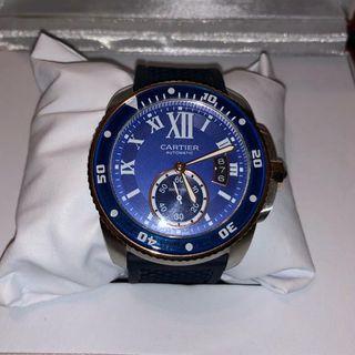 セール中!! カルティエ Cartier カリブル メンズ 腕時計 自動巻