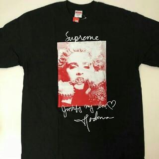 Supreme - Supreme Madonna Tee 黑