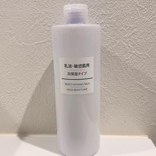 MUJI (無印良品) - 無印良品 化粧水・敏感肌用・高保湿タイプ 大容量 400ml
