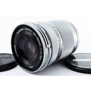 オリンパス(OLYMPUS)のOLYMPUS M.ZUIKO 40-150mm望遠レンズ★旅行の必需品★(レンズ(ズーム))