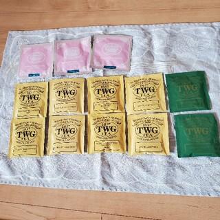シンガポールの紅茶ティーパックのお試しセットです(o^^o)♪(茶)