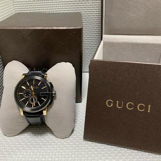 グッチ(Gucci)のGUCCIグッチ 腕時計 Gクロノ(腕時計(アナログ))