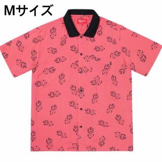 Supreme - キムタク着用 Supreme dice rayon shirt Mサイズ