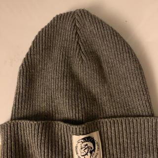 ディーゼル(DIESEL)のニット帽子(ニット帽/ビーニー)