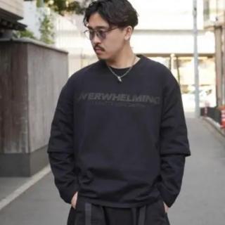 SUNSEA - DAIRIKU×ttt_msw 20ss layered Tshirt