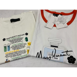 MARY QUANT - マリークワント Tシャツ