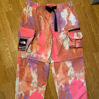 Supreme - supreme cargo pants マルチカラー sサイズ