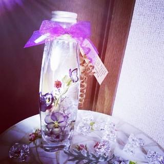 ✧‧˚ハーバリウム〖 ☘  ~Love  Butterfly~  ☘〗(その他)