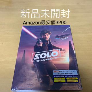 ディズニー(Disney)のハン・ソロ/スター・ウォーズ・ストーリー MovieNEX(初回版) Blu-r(外国映画)