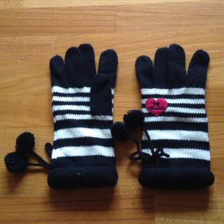 ピンクラテ(PINK-latte)の手袋(手袋)