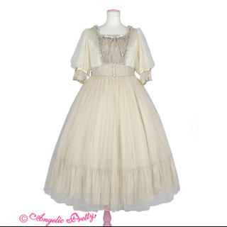 Angelic Pretty - Vintage tulle ワンピース
